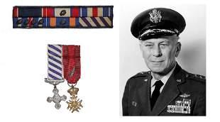 General Armstrong Ribbon Bar Twelve O Clock High DFC