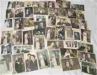 WWII German Army Luftwaffe Wehrmacht Wedding Photos Lot