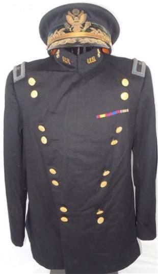 1912 US Army General Insular Affairs Uniform Cap Named