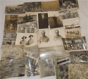 British WWI - WWII Photos & Post Cards RPPC RAF Aerial