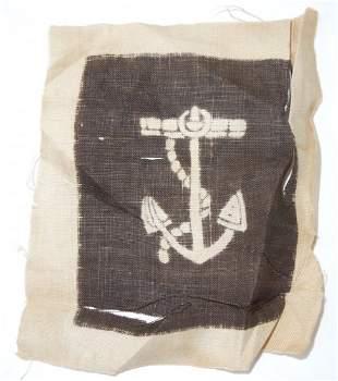 Civil War US Navy Uniform Patch CSA Union