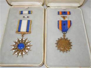 1960s USAF Distinguished Service Medal Named Air Medal