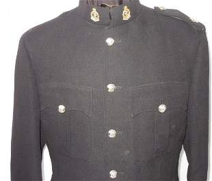 1961 British Royal Army Medical Corps Major Uniform