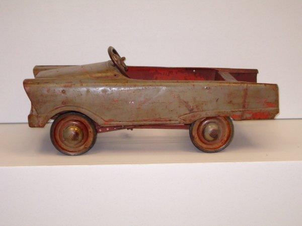 12: PEDAL CAR