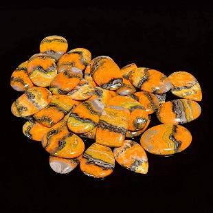 Bumblee Bee Jasper Gemstone Mix Shape 1000 Cts.