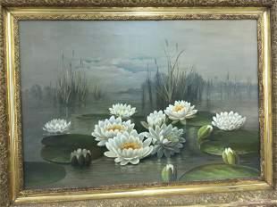 Alexandrovich Kotarbinsky Oil on Canvas
