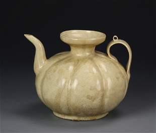Chinese Cizhou Yao Teapot