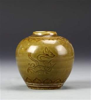 Chinese Global Jar