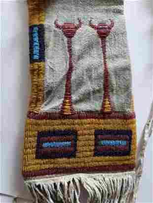 American Indian Quiver circa 1880