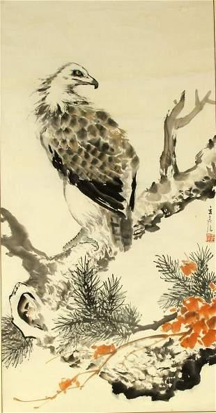 Chinese Scroll Painting, Attributed Yu Li Yan