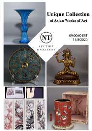 Unique Collection of Asian Works of Art