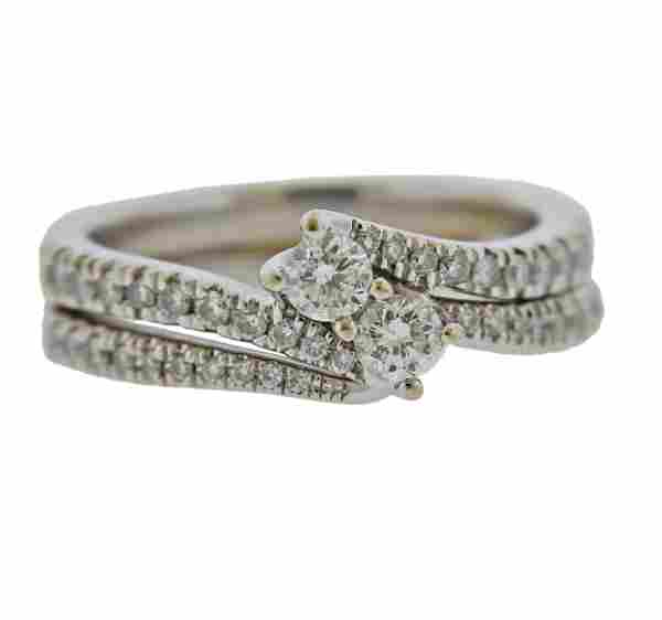 Ever Us 14K Gold Diamond Engagement Ring