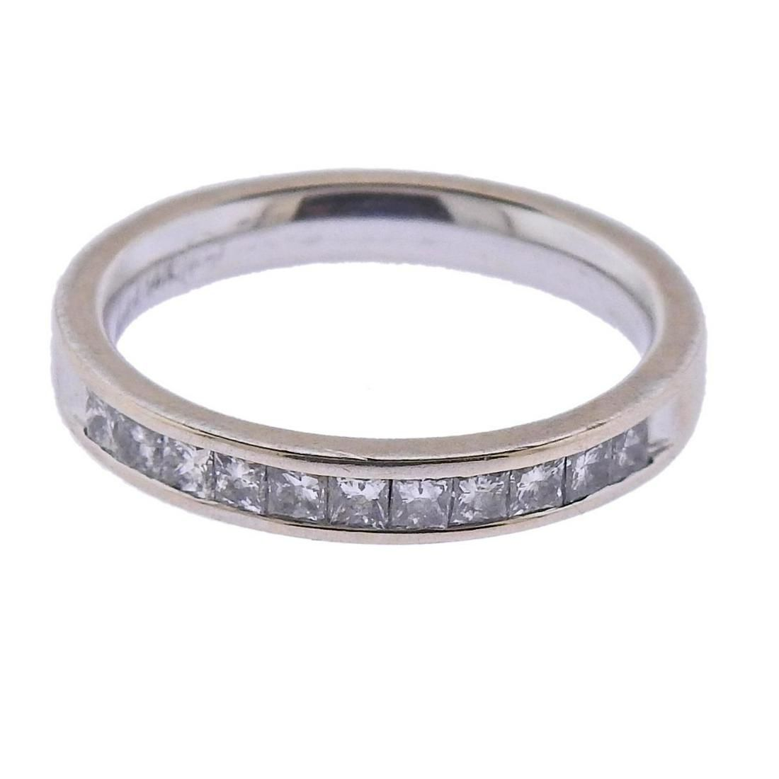 Kallati 14k Gold Diamond Band Ring