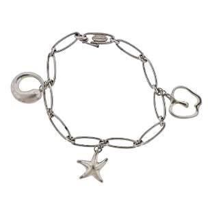 Tiffany & Co Elsa Peretti Sterling Silver Charm
