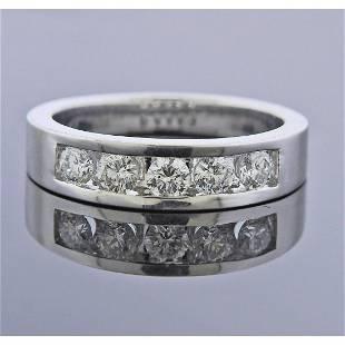 14k Gold Diamond Wedding Band Ring
