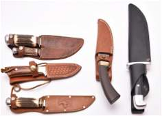 Large Collection of Pocket and Hand Knives fifteen