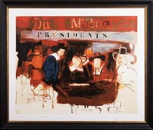 Larry Rivers, New York (1923-2002), Dutch Masters,