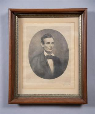 Timothy Cole, American (1852-1931), Three Portraits: