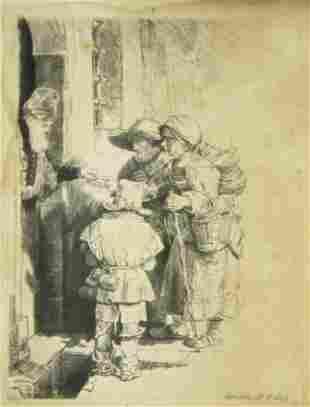 Rembrandt Harmenszoon Van Rijn, Netherlands, Holland