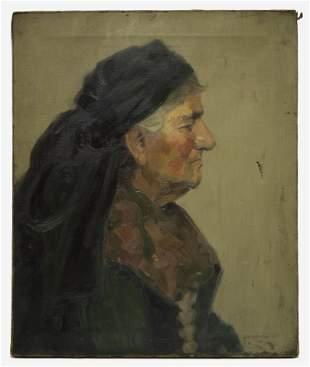 George Seideneck, California / Illinois (1885-1972),