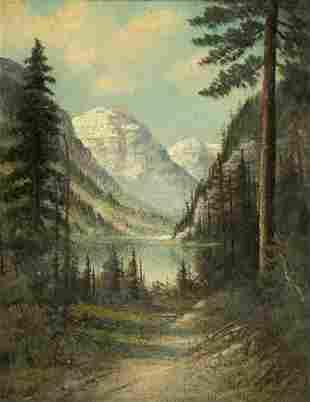 Richard Peter Smith, Alaska (fl. 1880), Mountain