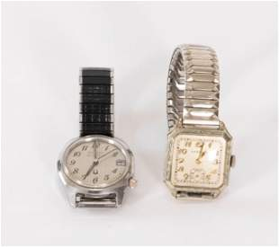 Two Vintage Men's Watches
