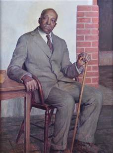 Charles Franklin Galt, American (1884-1972), Portrait