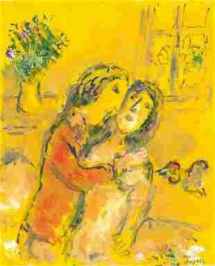 Marc Chagall (1887 - 1985)