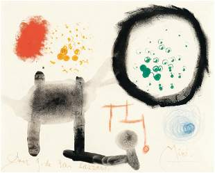 Joan Miró (1893 - 1983)