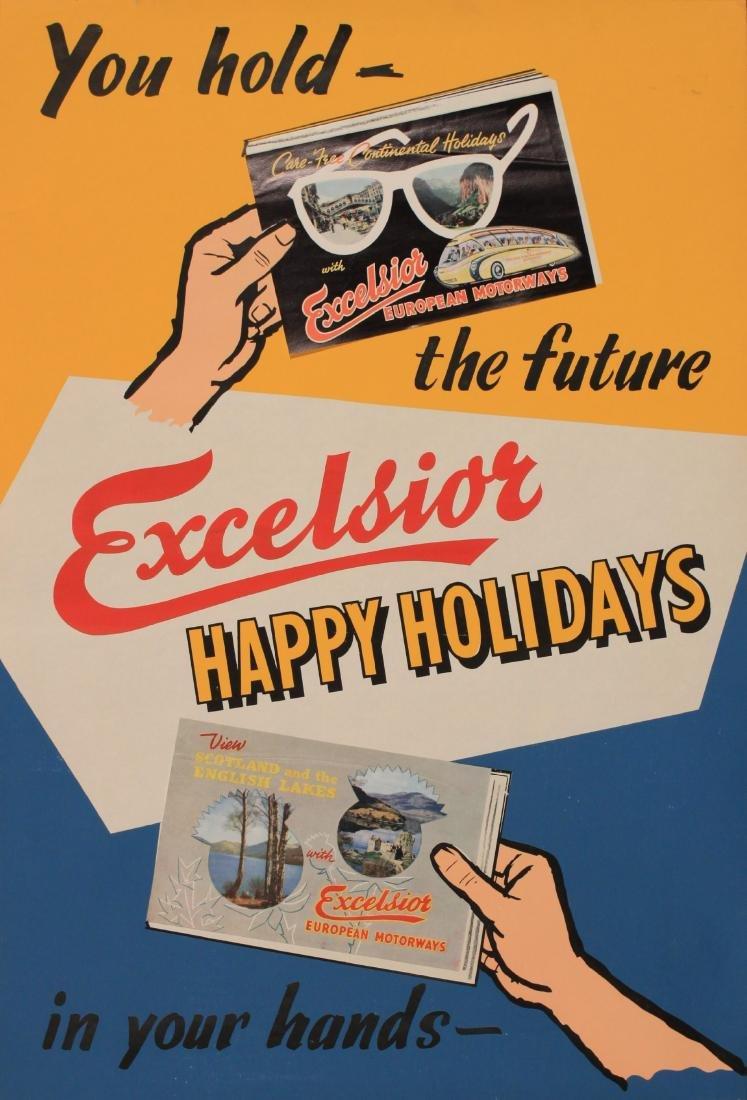 Excelsior Happy Holidays, European Motorways Coach