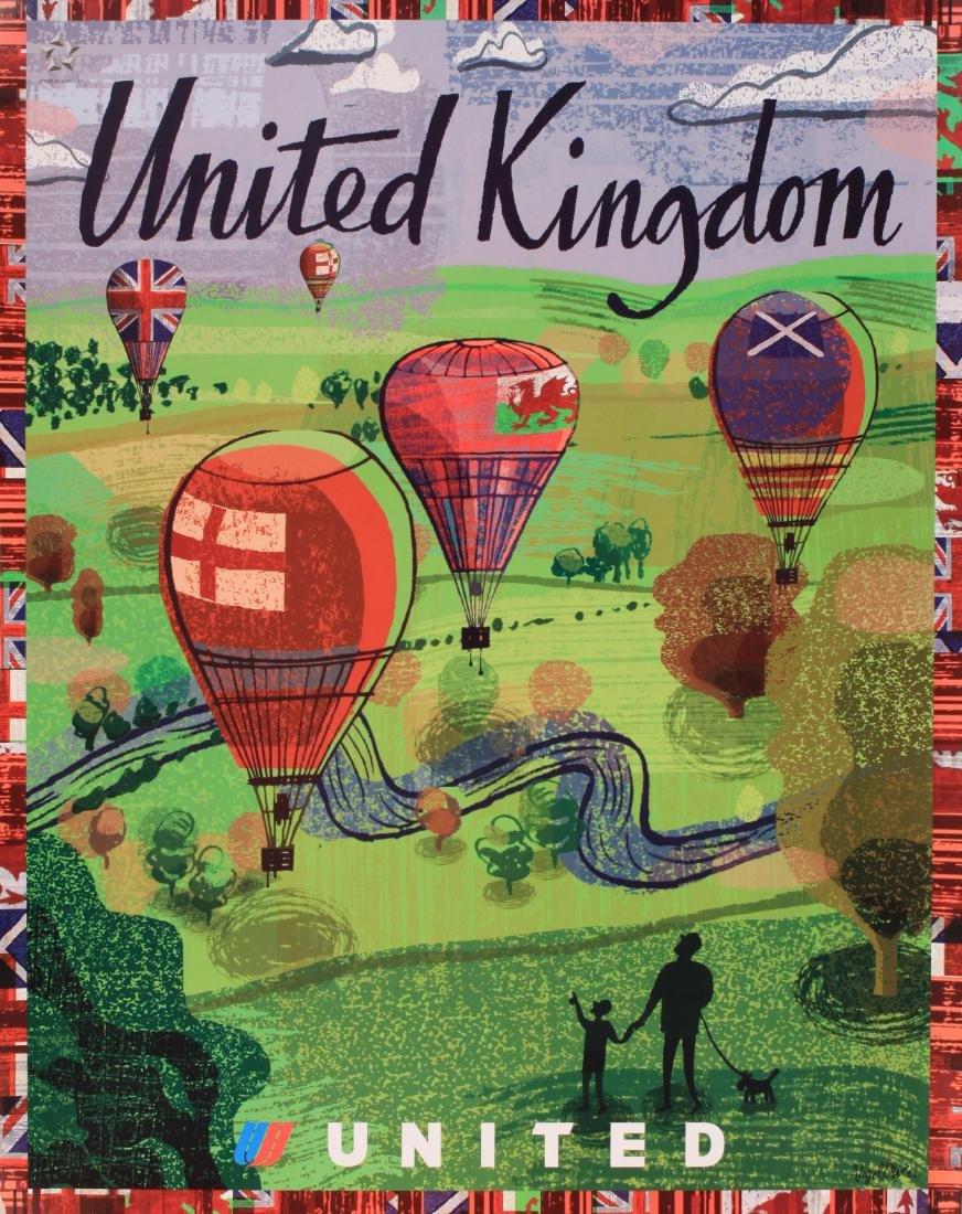 Nigel Owen United Airlines United Kingdom, original