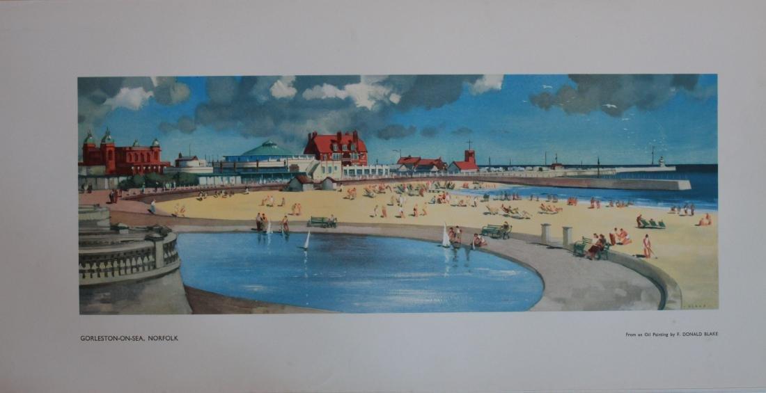 Donald Blake (1908-1997) Gorleston-on-Sea Norfolk,