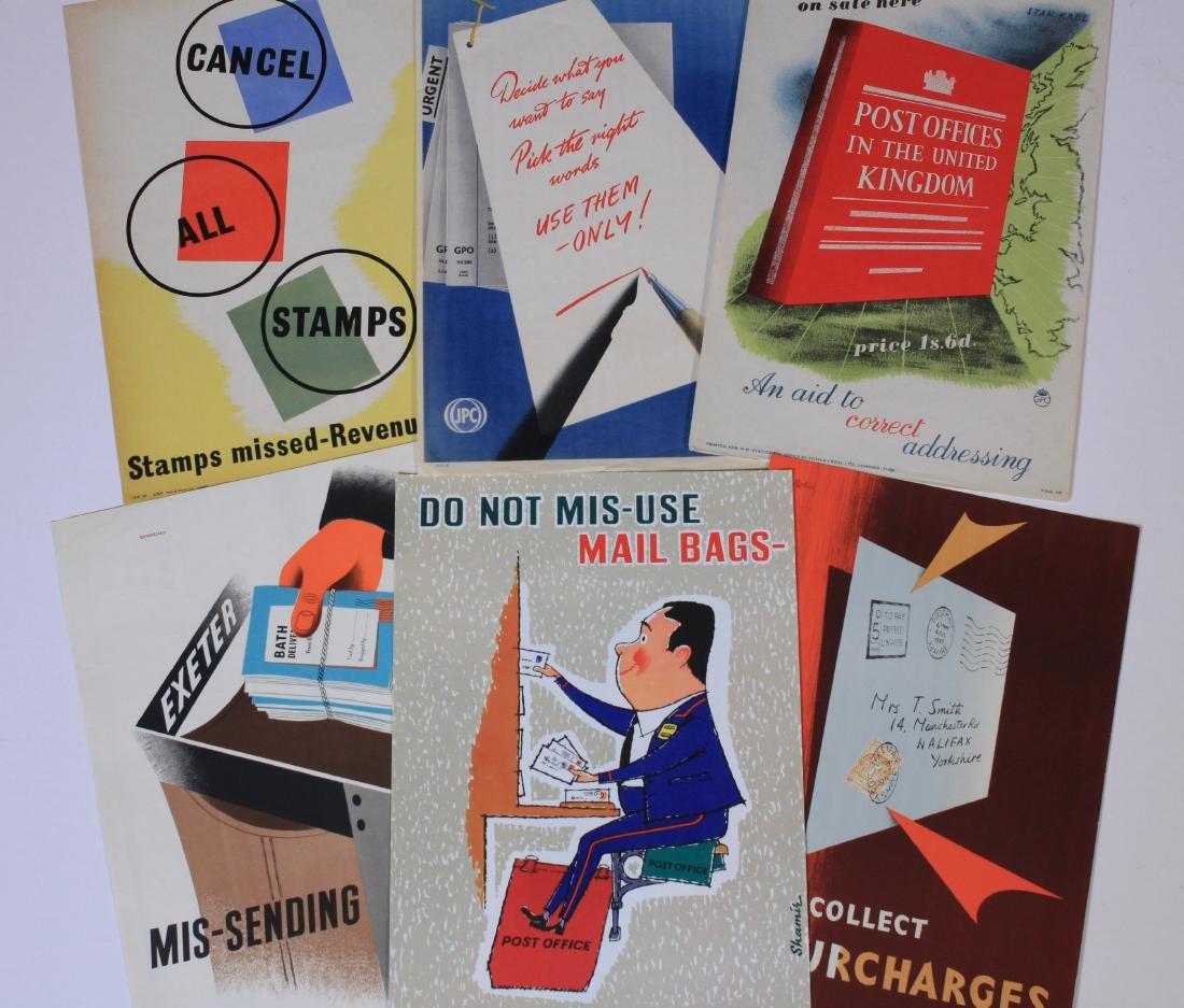 Maxim Shamir (1910-19900 Do not mis-use mail bags, Pat