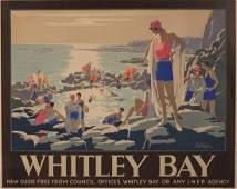 Littlejohns (John 1874-1955) Whitley Bay, original