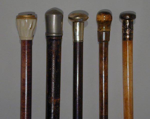 501: Antique canes
