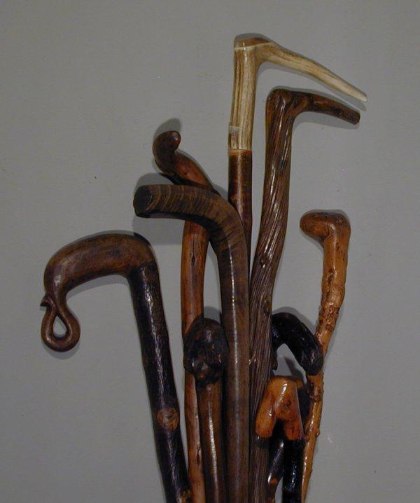 510: Natural sticks