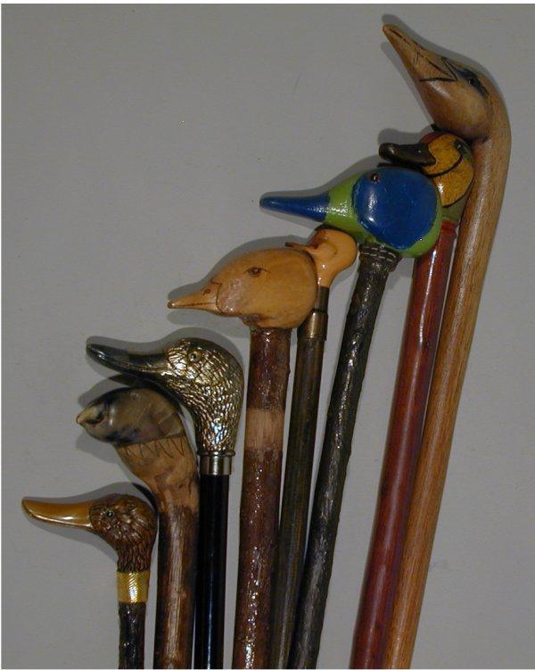 522: Duck novelty sticks