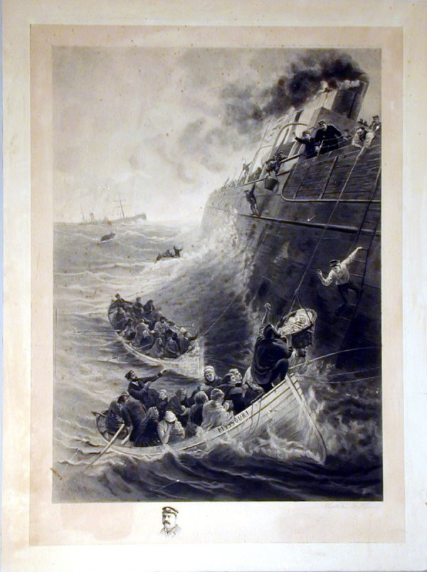 18: Thomas M Henry The SS Missouri, the rescue of the p