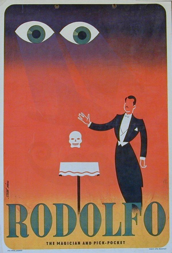 22: Original vintage poster