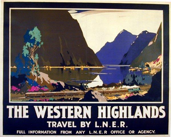 205: Original vintage poster
