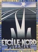 A M Cassandre ( Adolphe Mouron 1901-1968) Etoile du