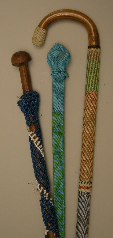 706: Antique Walking Sticks and Canes