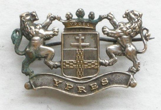 1002: Original medals and badges