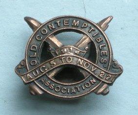 1006: Original medals and badges
