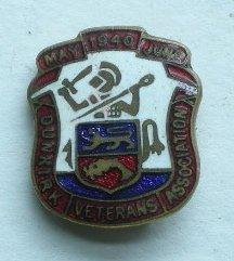 1007: Original medals and badges
