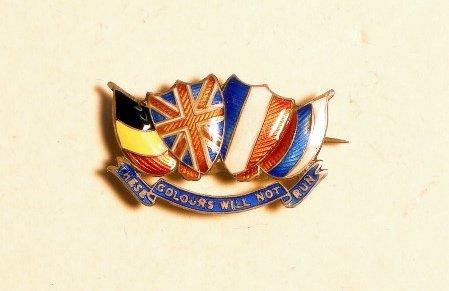 1009: Original medals and badges