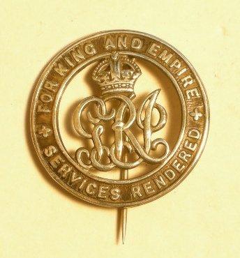 1010: Original medals and badges