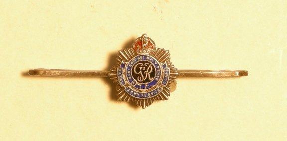 1013: Original medals and badges