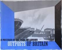 E McKnight Kauffer (Edward 1890-1954) Outposts of