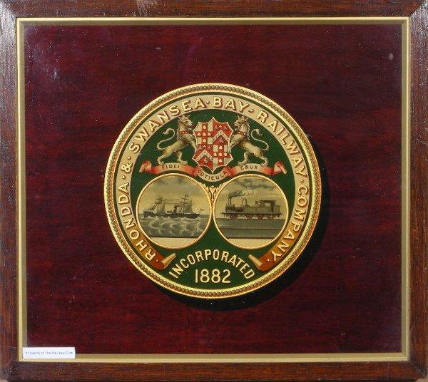 10: Rhondda & Swansea Bay Railway Company Incorporated